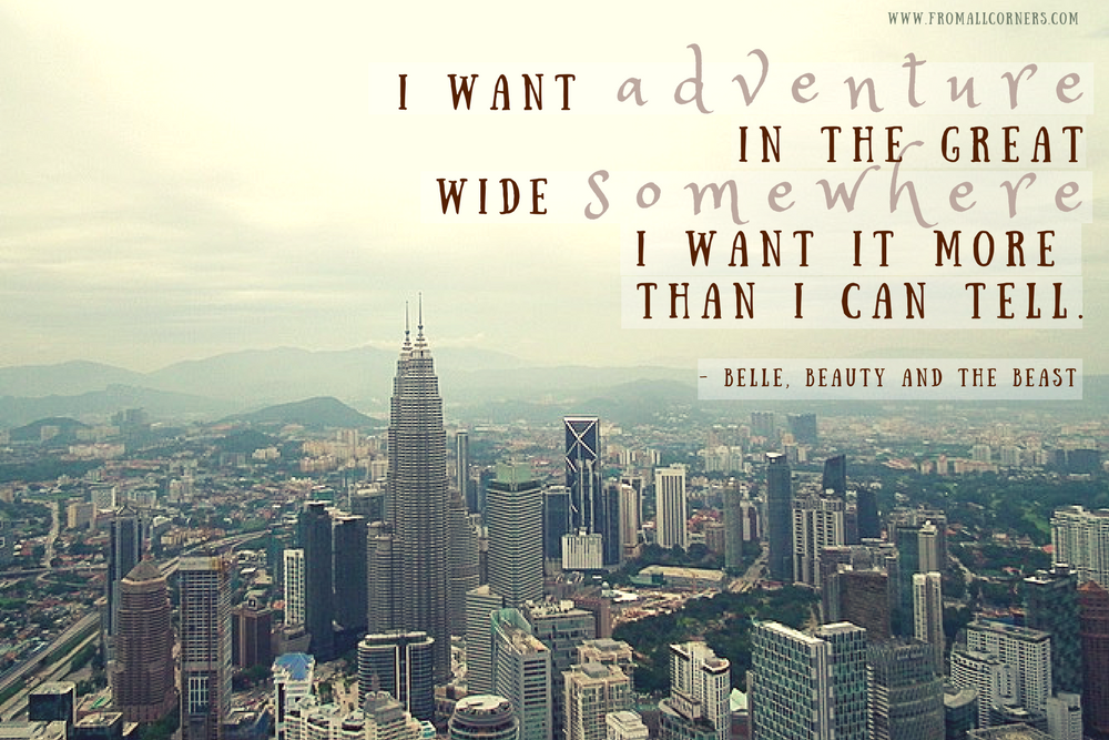 21 Travel Quotes Thatll Inspire You To See The World O From All