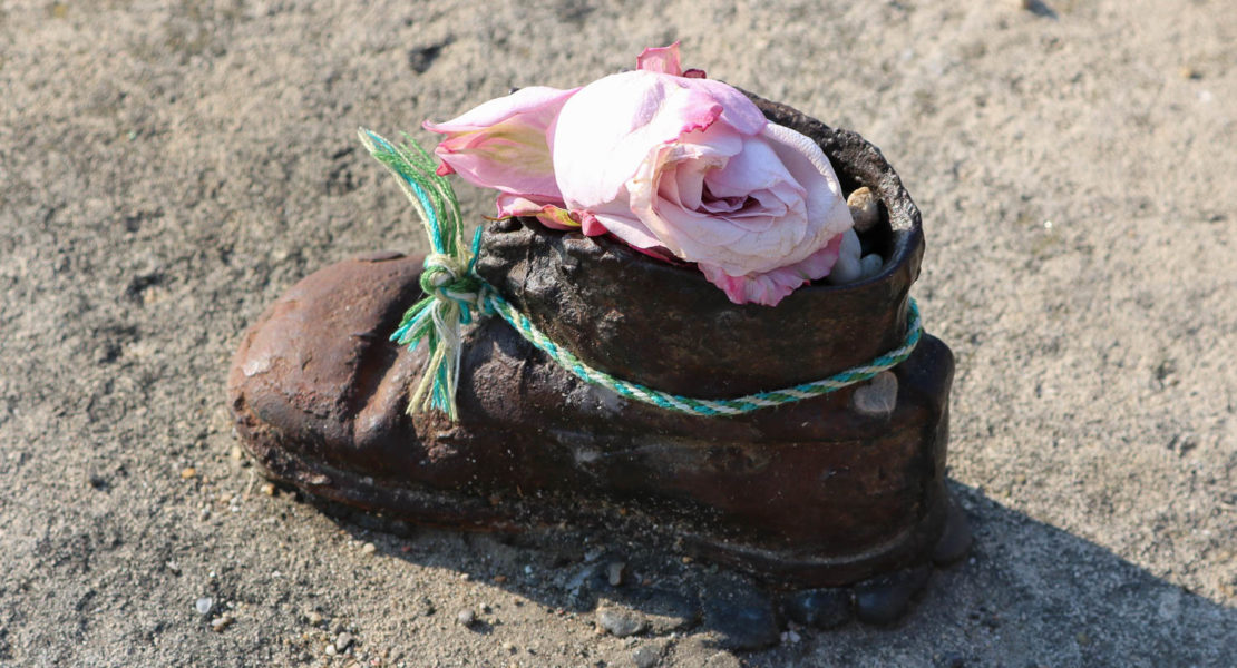 Why visiting memorials around the world is so important-budapest-hungary-shoes-on-the-danube-memorial-baby-shoe