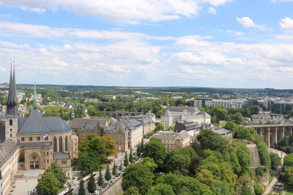 How to spend a day exploring Luxembourg City, Luxembourg